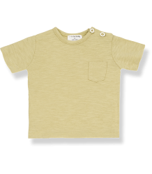 1+ in the Family DOMENICO SS T-shirt 1  in the Family DOMENICO SS T-shirt raffia