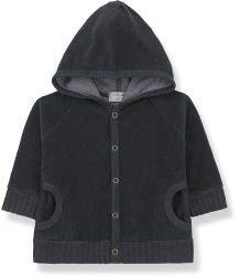 1+ in the Family MILOU Hood Jacket 1  in the Family MILOU Hood Jacket black