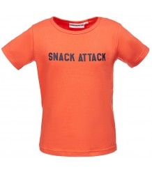Gardner and the Gang The Cool Tee SNACK ATTACK Gardner and the Gang The Cool Tee SNACK ATTACK red