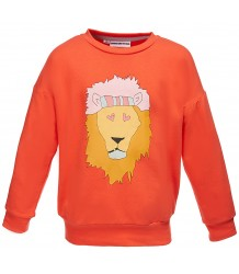 Gardner and the Gang The Classic Sweatshirt LION DREAMER Gardner and the Gang The Classic Sweatshirt LION DREAMER red