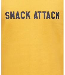 Gardner and the Gang The Cool Tee SNACK ATTACK Gardner and the Gang SNACK ATTACK Shorts mustard
