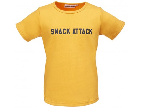 Gardner and the Gang The Cool Tee SNACK ATTACK
