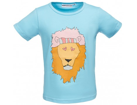 Gardner and the Gang The Cool Tee LION DREAMER