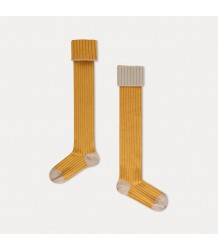 Repose AMS Overknees Socks Repose AMS Overknees Socks golden yellow