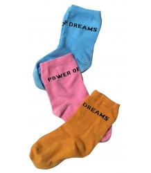 Gardner and the Gang POWER OF DREAMS Socks Gardner and the Gang POWER OF DREAMS Socks blue