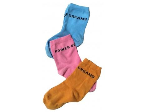 Gardner and the Gang POWER OF DREAMS Socks