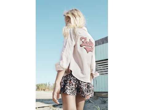 Zadig & Voltaire Kids CoachLove Short FEVER