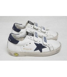 Golden Goose Superstar OLD SCHOOL Navy contrasts Golden Goose Superstar OLD SCHOOL Navy contrasts