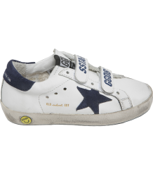 Superstar OLD SCHOOL Navy contrasts Golden Goose Superstar OLD SCHOOL Navy contrasts