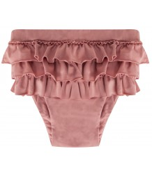 Maed for Mini Funky Flamingo Ruffle Swim Shorts Maed for Mini Funk Flamingo Ruffle Swim Shorts