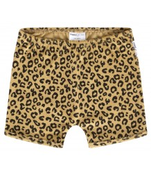 Maed for Mini Yellow Leopard Shorts Maed for Mini Yellow Leopard Shorts