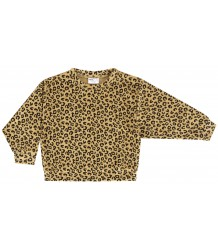 Maed for Mini Yellow LEOPARD Sweater Maed for Mini Yellow LEOPARD Sweater