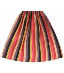 Maed for Mini RAINBOW Racoon Long Skirt Maed for Mini RAINBOW Racoon Long Skirt