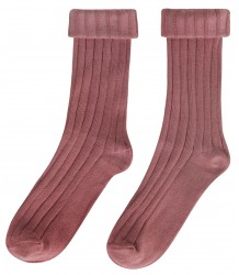 Maed for Mini Funky Flamingo Rib Knee Socks Maed for Mini Funky Flamingo Rib Knee Socks