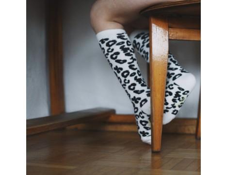 Maed for Mini LEOPARD Knee Socks