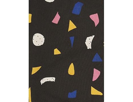 Soft Gallery Paris Shorts PAPERCUTS aop