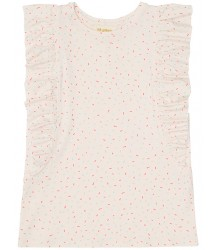 Soft Gallery Aylin T-shirt DRIZZLE Soft Gallery Aylin T-shirt DRIZZLE