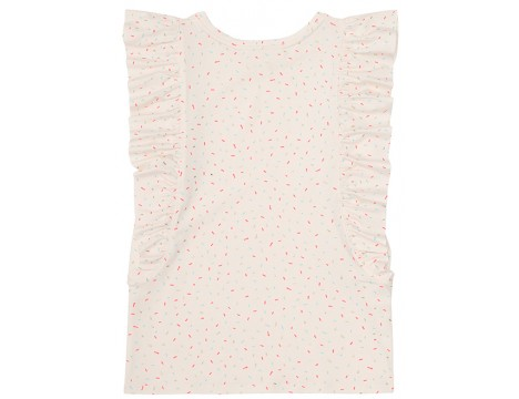 Soft Gallery Aylin T-shirt DRIZZLE