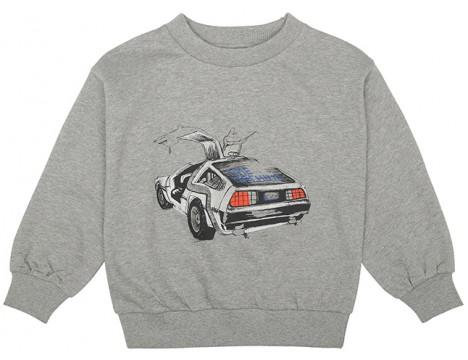 Soft Gallery Drew Sweatshirt DELOREAN
