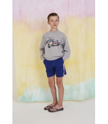 Soft Gallery Drew Sweatshirt DELOREAN Soft Gallery Drew Sweatshirt DELOREAN