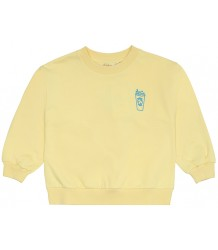 Soft Gallery Drew Sweatshirt MOON SODA Soft Gallery Drew Sweatshirt MOON SODA