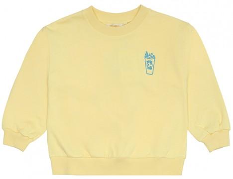 Soft Gallery Drew Sweatshirt MOON SODA