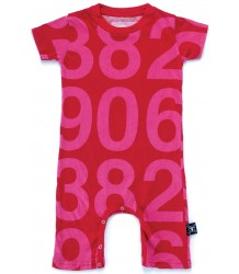Nununu NUMBERED Playsuit Nununu NUMBERED Playsuit