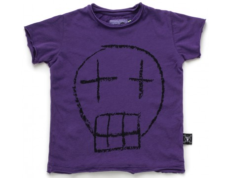 Nununu T-shirt SKETCH SKULL