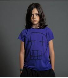 Nununu T-shirt SKETCH SKULL Nununu T-shirt SKETCH SKULL