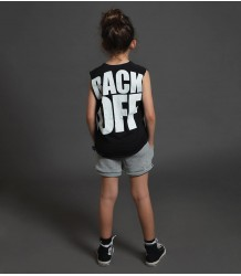 Nununu BACK OFF Sleeveless Shirt Nununu BACK OFF Sleeveless Shirt de-constructive look