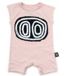 Nununu TRIBAL EYES Sleeveless Overall Nununu TRIBAL EYES Sleeveless Overall powder pink