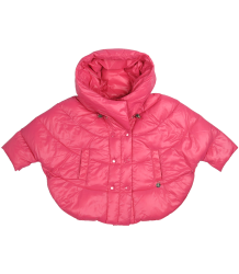 Patrizia Pepe Girls Padded Cape Coat Patrizia Pepe Baby Girls - Padded Cape Coat