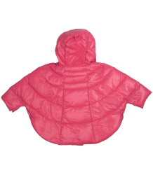 Patrizia Pepe Girls Padded Cape Coat - OUTLET Patrizia Pepe Baby Girls - Padded Cape Coat