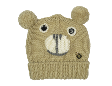 Patrizia Pepe Girls Hat / Cap Bear