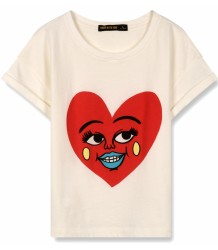 Finger in the Nose New Britney SS T-shirt HEART Finger in the Nose New Britney SS T-shirt HEART