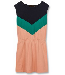 Finger in the Nose Bobbie Dress COLORBLOCK Finger in the Nose Bobbie Dress COLORBLOCK