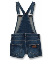 Finger in the Nose Yumi Denim Short Overall Finger in the Nose Yumi Denim Short Overall