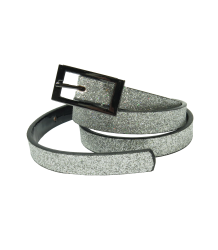 Patrizia Pepe Girls Glitter Belt Patrizia Pepe Girls Glitter Belt