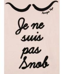 T-shirt Snob Patrizia Pepe Girls T-shirt Snob