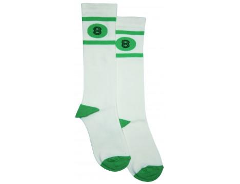 Bandy Button Socks IXY
