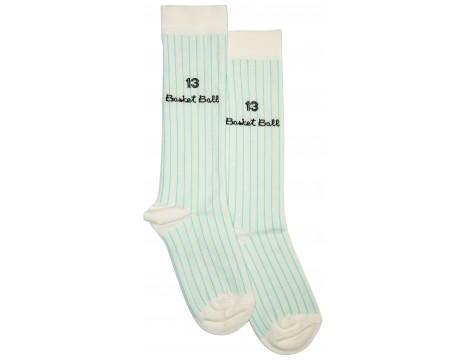 Bandy Button Socks LIL