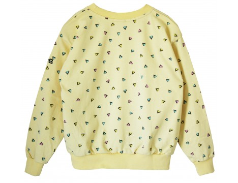 Bandy Button POOL Sweater