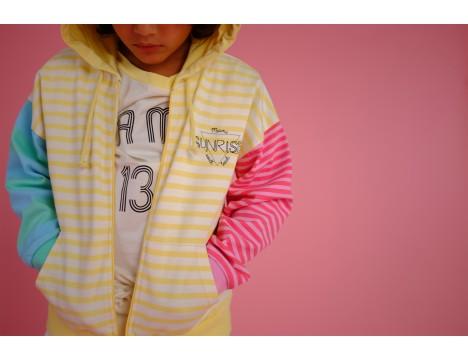 Bandy Button AVANA Hooded Sweater