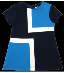 Dress Color Block - OUTLET Patrizia Pepe Girls Dress Color Block