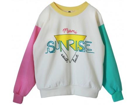 Bandy Button WALLS Sweater