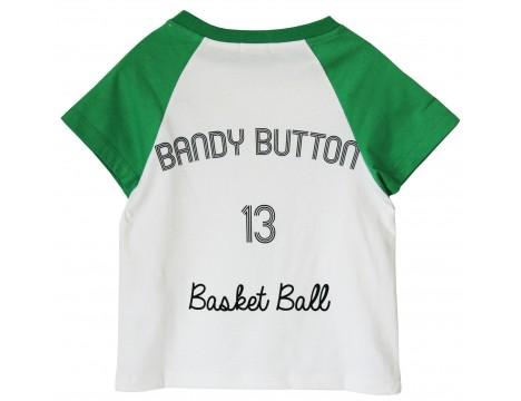Bandy Button GIBSON SS T-shirt