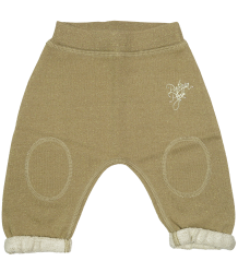 Fleece Trouser Baby Patrizia Pepe Girls Fleece Trouser Baby - gold