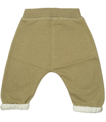 Patrizia Pepe Girls Fleece Trouser Baby - OUTLET Patrizia Pepe Girls Fleece Trouser Baby - gold