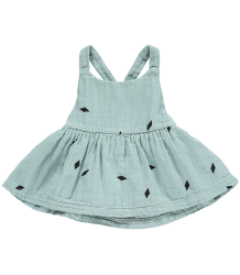 Mini Sibling Strap Dress DIAMONDS Mini Sibling Strap Dress DIAMONDS tea green