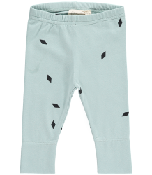 Mini Sibling Baby Slim Pants DIAMONDS Mini Sibling Baby Slim Pants DIAMONDS tea green